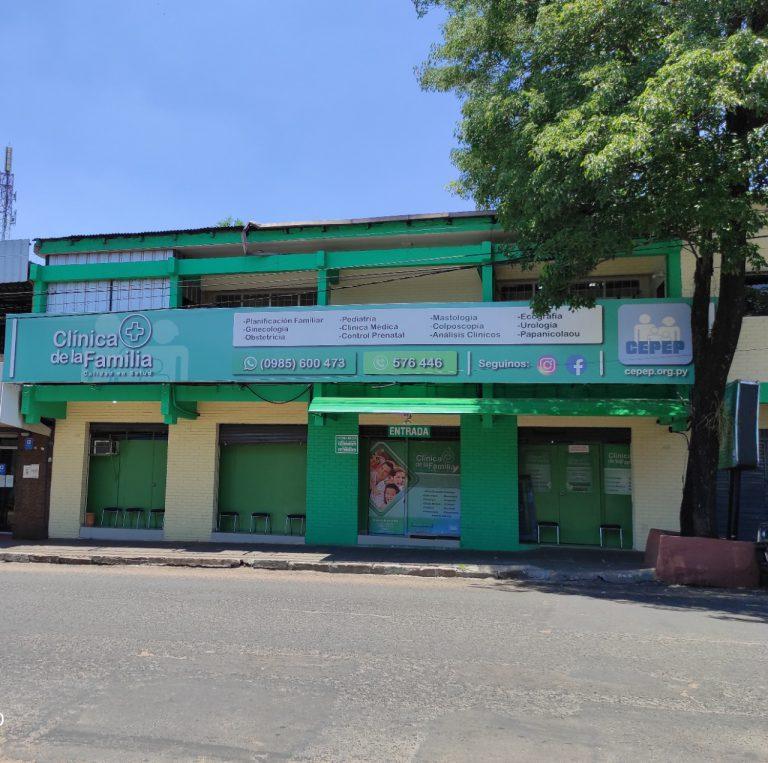 Clinica San Lorenzo CEPEP