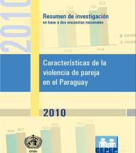 Violencia de la Pareja 2010