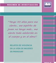 Articulo Relatos de Violencia